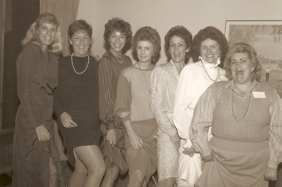Girls group  1985